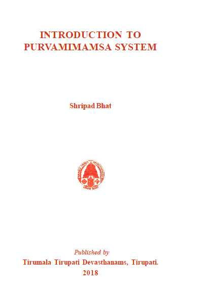 Introduction To Purvamimamsa System