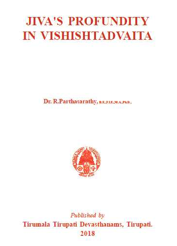Jiva profounded in Visistadvitha
