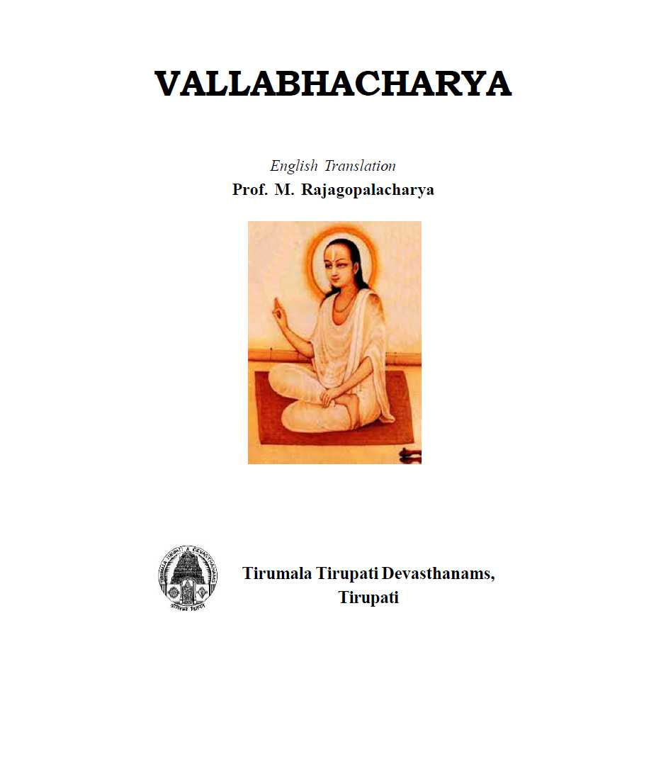 Vallabacharya